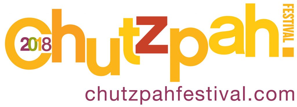 Chutzpah2018 Logo website